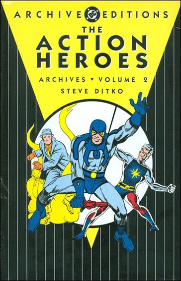 Action Heroes Archives 2-A by DC