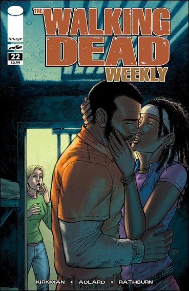 Walking Dead Weekly 22-A by Image