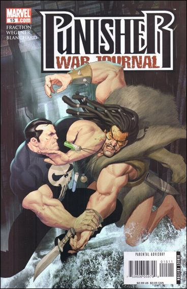 Punisher War Journal (2006) 15-A by Marvel