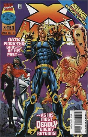 X-Man 15-A