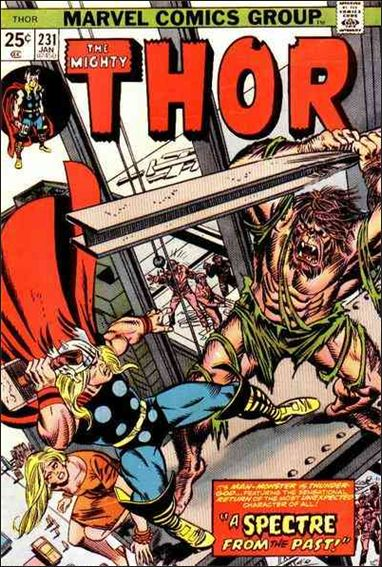 Thor (1966) 231-A by Marvel