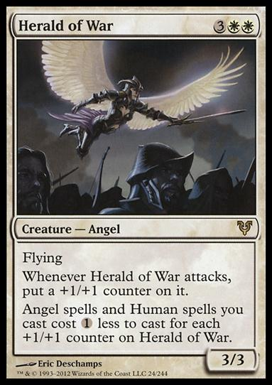 Magic the Gathering: Avacyn Restored (Base Set)24-A by Wizards of the Coast