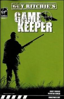 Gamekeeper (2007) 1-A by Virgin Comics