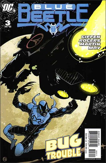 Blue Beetle (2006) 3-A by DC