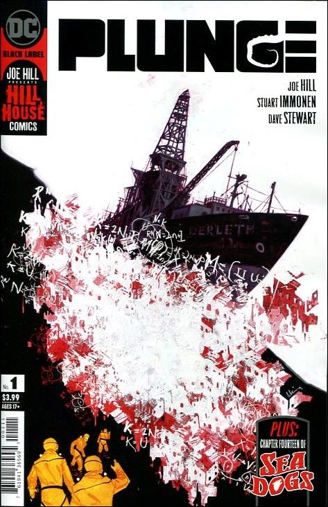 Plunge 1-A by Hill House Comics