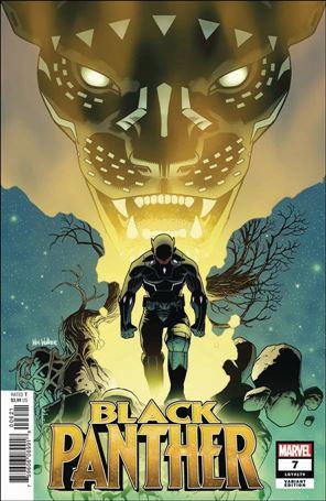 Black Panther (2018) 7-D