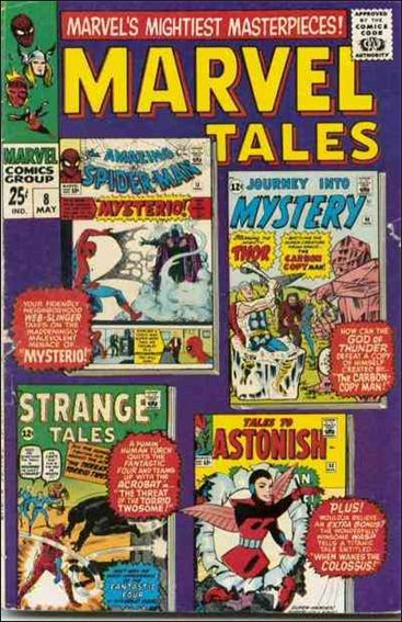 Marvel Tales (1966) 8-A by Marvel