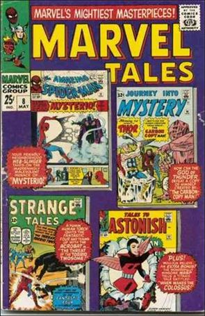 Marvel Tales (1966) 8-A