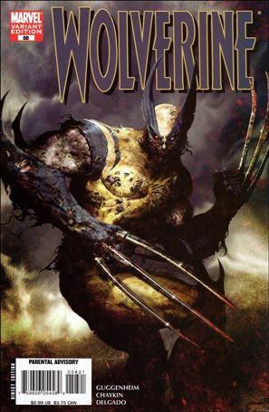 Wolverine (2003)  58-B