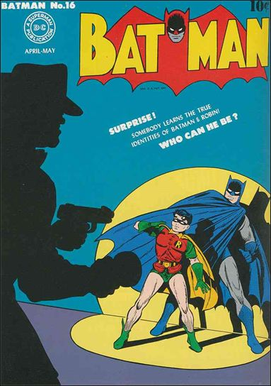 Batman (1940) 16-A by DC