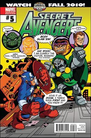 Secret Avengers (2010) 5-B