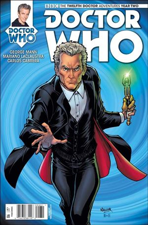 Doctor Who: The Twelfth Doctor Year Two 6-C