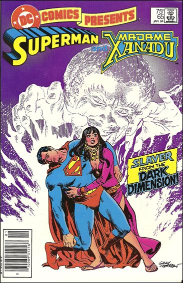 DC Comics Presents (1978) 65-A by DC