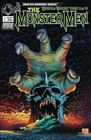 Monster Men: Heart of Wrath 1-A