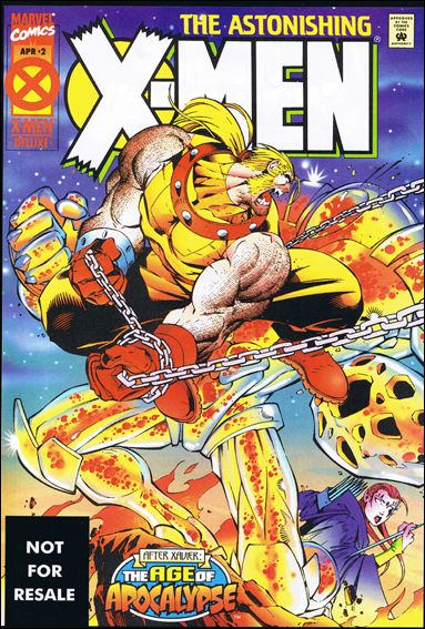 Astonishing X-Men (1995) 2-B by Marvel