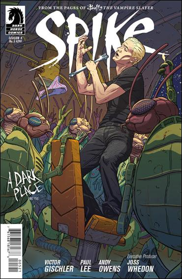 Spike (2012) 5-B by Dark Horse