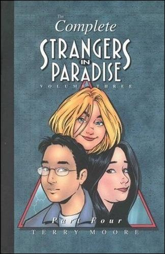 Complete Strangers in Paradise (2000) 4-A by Abstract Studio