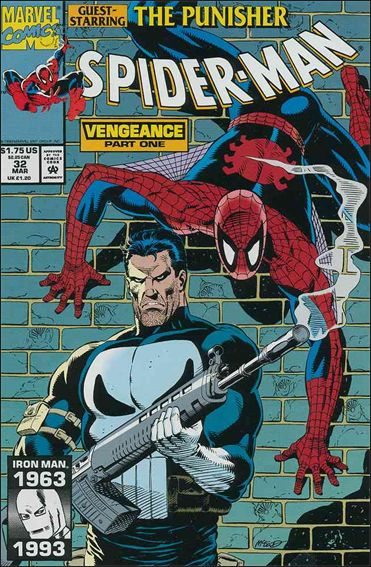 Spider-Man 32-A by Marvel