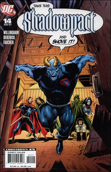 Shadowpact 14-A by DC