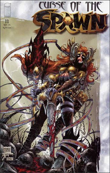 Curse of the Spawn 11-A by Image