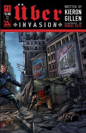 Uber: Invasion 1-B