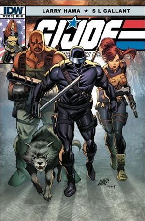 G.I. Joe: A Real American Hero 201-C