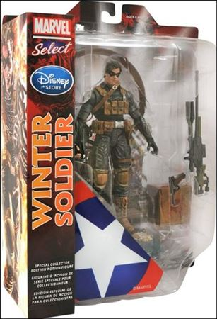 Marvel Select Winter Soldier