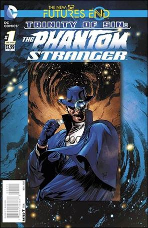 Trinity of Sin: The Phantom Stranger: Futures End 1-A