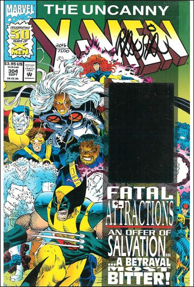 Uncanny X-Men (1981) 304-B by Marvel
