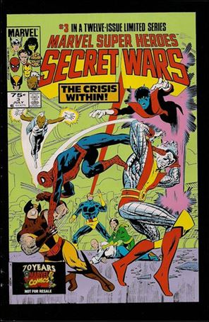 Marvel Super Heroes Secret Wars 3-C