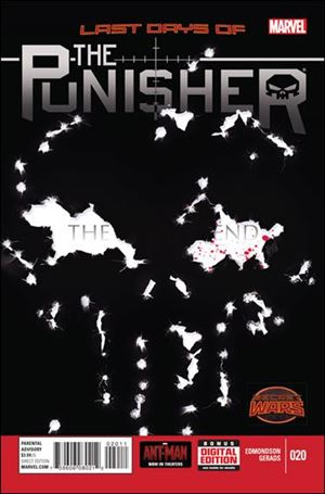 Punisher (2014) 20-A