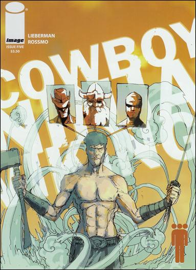 Cowboy Ninja Viking 5-A by Image