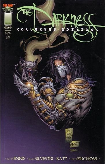 Darkness Collected Editions 1-A by Top Cow
