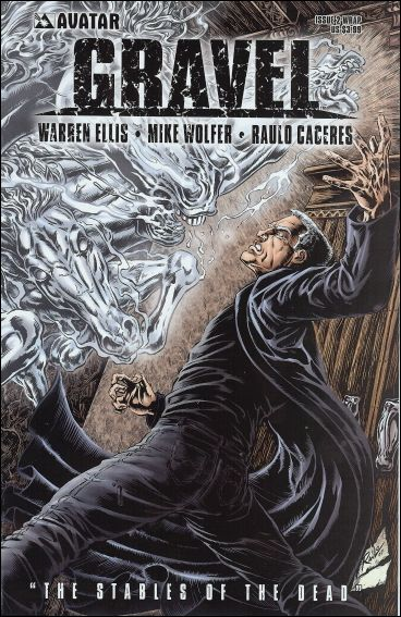 Gravel 2-B by Avatar Press