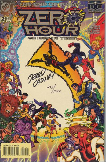 Zero Hour: Crisis in Time 2-B by DC