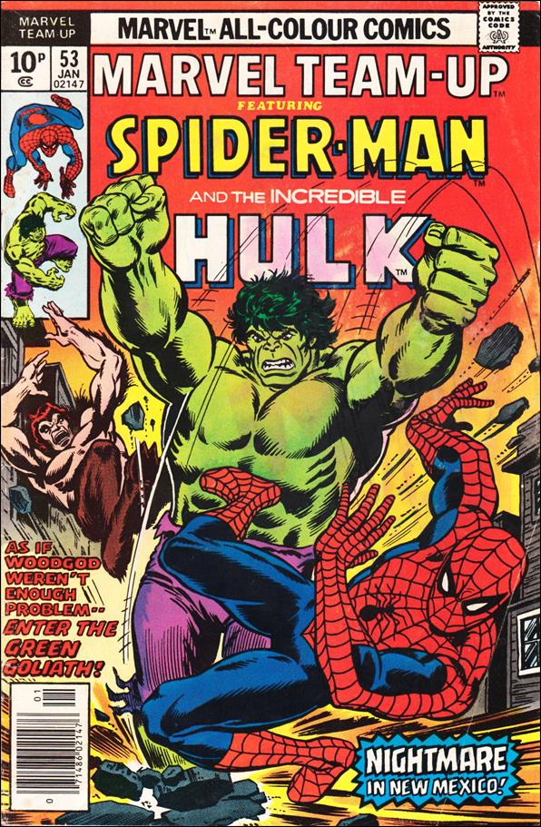 Marvel Team-Up (1972) 53-B by Marvel