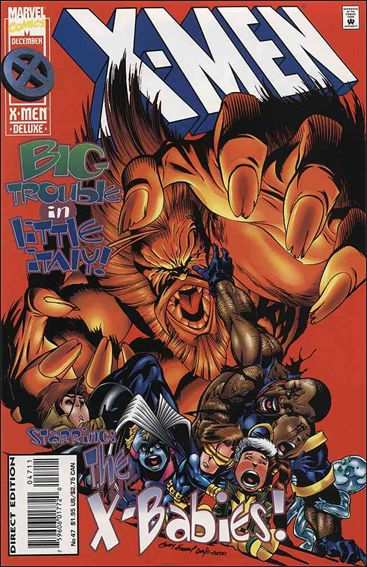 X-Men (1991) 47-A by Marvel