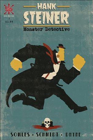 Hank Steiner: Monster Detective 1-A
