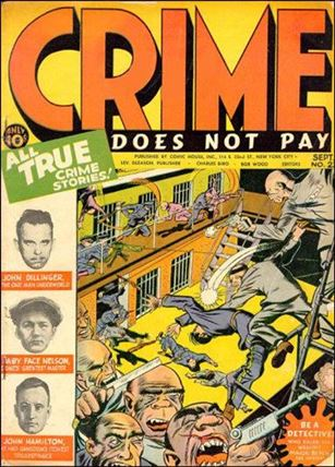 Crime Does Not Pay 23-A