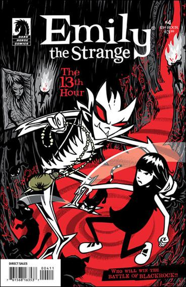 Emily the Strange (2009) 4-A by Dark Horse