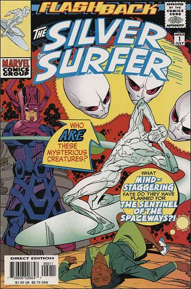 Silver Surfer (1987) -1-A by Marvel