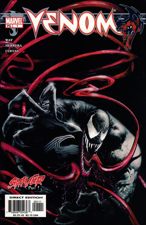 Venom (2003) 1-A by Marvel