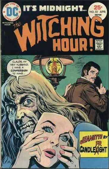 Witching Hour (1969) 53-A by DC