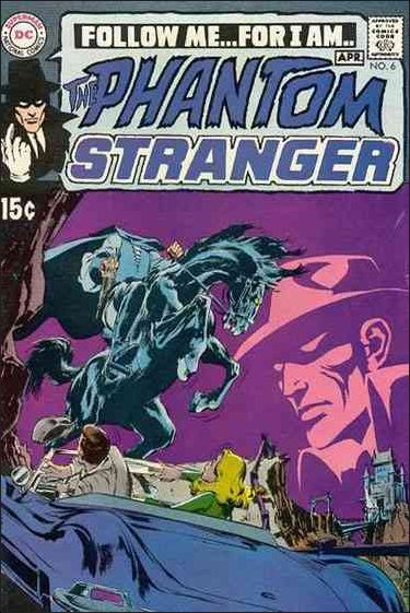 Phantom Stranger (1969) 6-A by DC