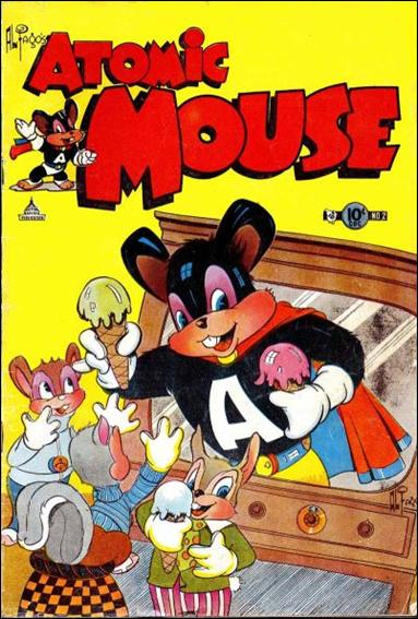 Atomic Mouse (1953) 2-A by Charlton