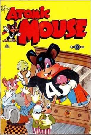 Atomic Mouse (1953) 2-A