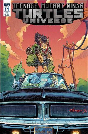 Teenage Mutant Ninja Turtles Universe 11-B