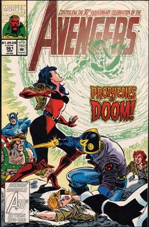 Avengers (1963) 361-A