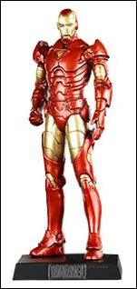 Classic Marvel Figurine Collection (UK) Iron Man by Eaglemoss Publications