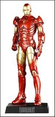 Classic Marvel Figurine Collection (UK) Iron Man